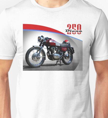 DUCATI Diana 250 Mk3 Unisex T-Shirt