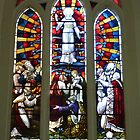 All Saints Bendigo Window by kalaryder