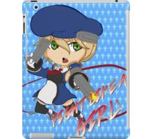 Fight Like Noel iPad Case/Skin
