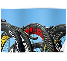Spare wheels Poster