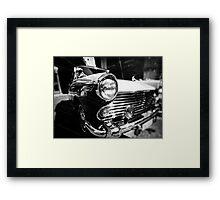 Austin Cambridge Framed Print