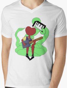 Squib and Pumkin Mens V-Neck T-Shirt