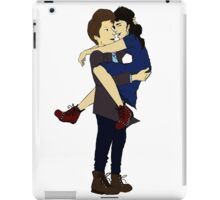 Clara and The Doctor  iPad Case/Skin