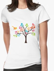Colourful Tree T-Shirt