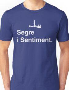 Segre i Sentiment Unisex T-Shirt