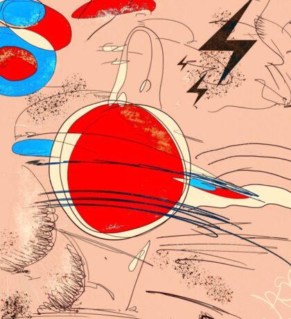 Cosmic Wanderer Sticker