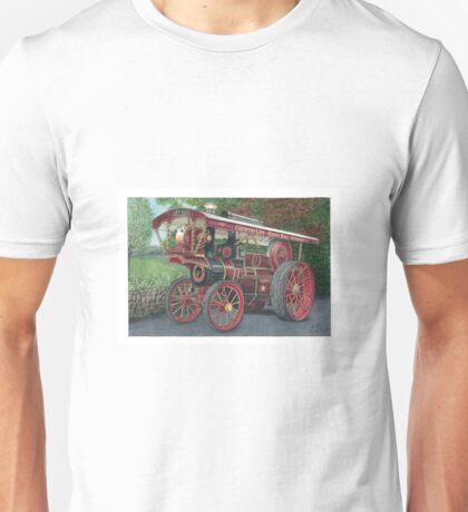 Traction engine Unisex T-Shirt