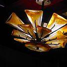 Kyoto Bar lamp by Sue Ballyn