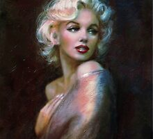 Marilyn WW  by TheoDanella