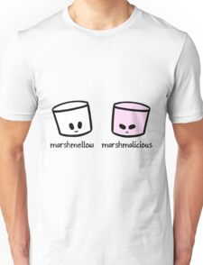 Marshmellow Marshmalicious T-Shirt