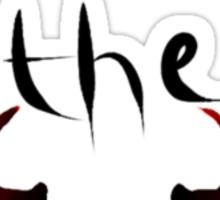"Hannibal - ""Eat The Rude"" Sticker"