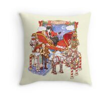 Search your feelings...you know it to be Yuletide Throw Pillow