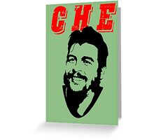 Che Guevara.  Greeting Card