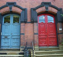 182-184 Germain Street by Martha Medford