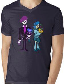 Lewis and Vivi Mens V-Neck T-Shirt