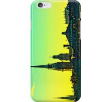 Sunset over Gamla Stan, Stockholm by Tim Constable iPhone Case/Skin