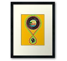 Reggae Forever. Framed Print