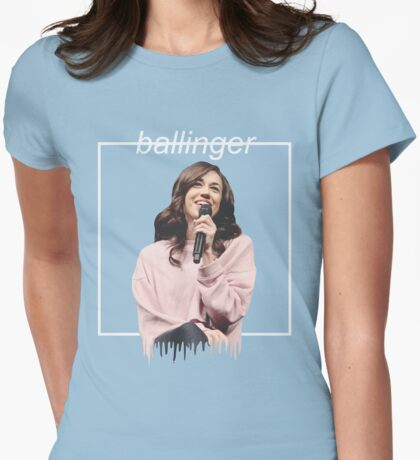 Colleen Ballinger Drip Womens Fitted T-Shirt