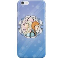 Sisters - Anna and Elsa iPhone Case/Skin