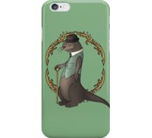 Driven to Otter Distraction iPhone Case/Skin