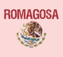 Romagosa Surname Mexican Kids Clothes