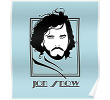 Jon Snow - Game of Thrones Poster