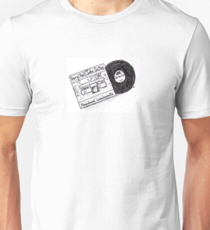 Abandoned Luncheonette - Hall & Oates - Vinyl Record Album - Art - Drawing Unisex T-Shirt