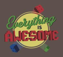 Everything is Awesome Kids Clothes