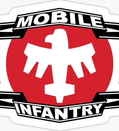 Mobile Infantry Sticker