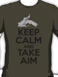 Dreamcast Keep Calm and Take Aim T-Shirt