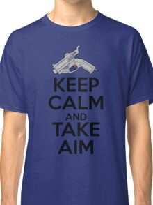 Dreamcast Keep Calm and Take Aim Classic T-Shirt