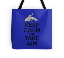 Dreamcast Keep Calm and Take Aim Tote Bag