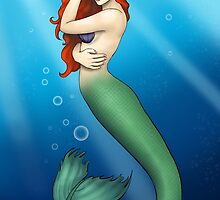The Little Mermaid by CatAstrophe