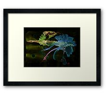 WDV - 027 - The Startle Of The Hunt Framed Print