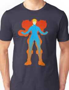 The Girl in the Suit Unisex T-Shirt