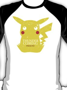House Pikachu T-Shirt