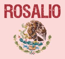 Rosalio Surname Mexican Kids Clothes