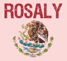 Rosaly Surname Mexican Kids Clothes