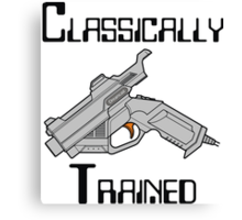 Dreamcast Classically Trained Canvas Print