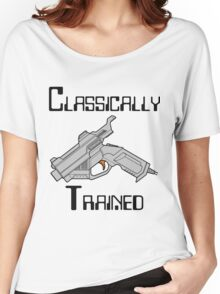 Dreamcast Classically Trained Women's Relaxed Fit T-Shirt