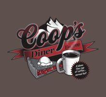 Coop's Diner by rubyred