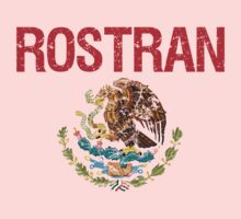 Rostran Surname Mexican Kids Clothes