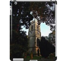 St. Michaels Church iPad Case/Skin