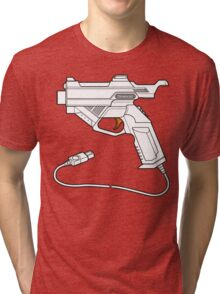 Dreamcast Light Gun Tri-blend T-Shirt