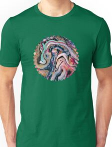 Colorful Fantasy Abstraction Unisex T-Shirt