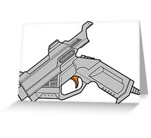 Dreamcast Packing Heat Greeting Card