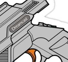 Dreamcast Packing Heat Sticker