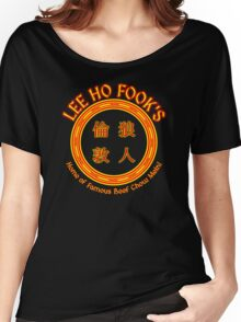 Lee Ho Fook's Women's Relaxed Fit T-Shirt