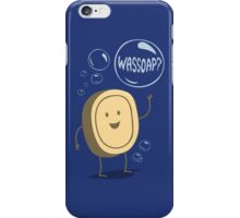 Wassoap? iPhone Case/Skin