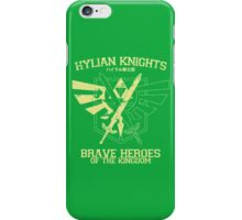 Hylian Knights iPhone Case/Skin